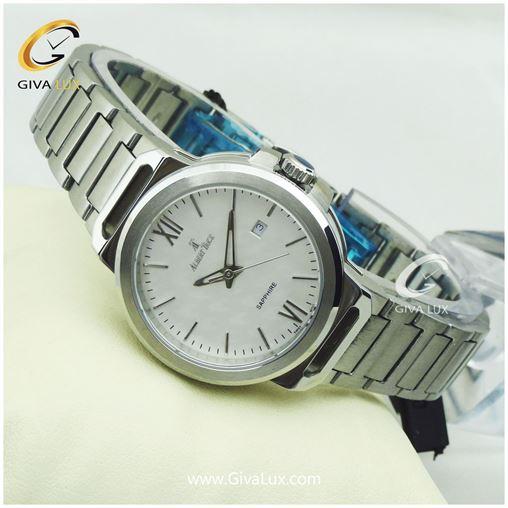 ساعت مچی زنانه فول استیل آلبرت ترایس مدل AT20289
